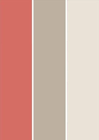 پالت رنگی با رنگ های قرمز آلبالویی و دو طوسی