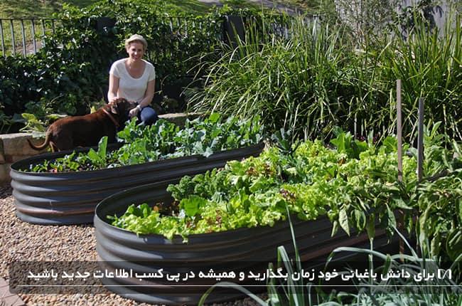 اطلاعات خود را در زمینه باغبانی افزایش دهید تا گیاهانی سالم داشته باشید