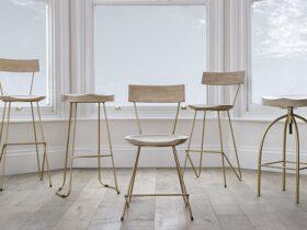صندلی اپن آشپزخانه در انواع مختلف و زیبا